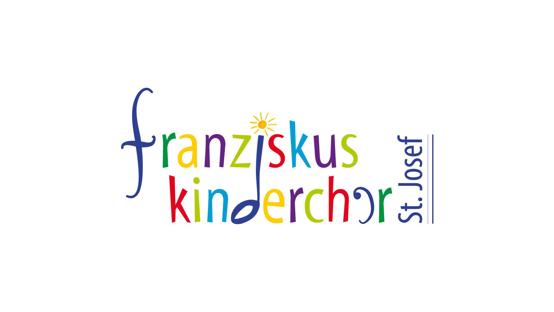 logo des franziskus kinderchors st. josef grevenbroich